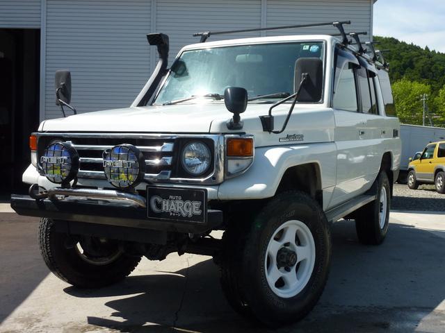 ランドクルーザー70(トヨタ) LX 中古車画像