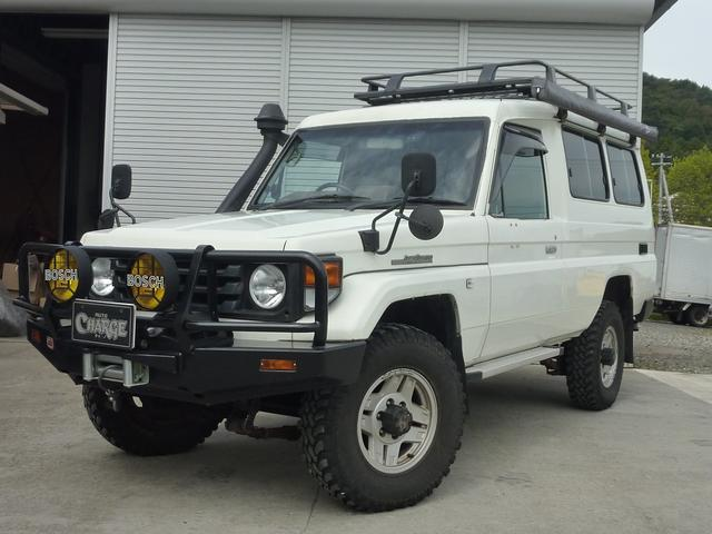 「トヨタ」「ランドクルーザー70」「SUV・クロカン」「宮城県」の中古車