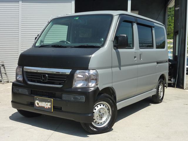ホンダ L 4WD ターボ マットグレー ETC