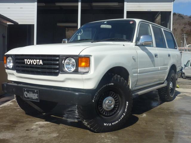 トヨタ GX NEW丸目換装/希少観音開き/後期モデル/GX/4WD/AT/ナローボディ/ディーゼル/ディーンカルフォルニア16AW/BFマッドタイヤ/