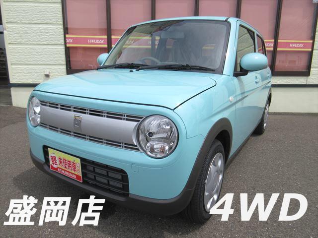 スズキ G 4WD キーフリー エネチャージ 電動格納ミラー