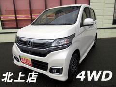 N−WGNカスタムG 4WD ECON キーフリー シートヒーター