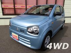 アルトL 4WD キーレス アイドリングストップ 純正CDデッキ