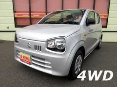 アルトL 4WD キーレス アイドリングストップ 純正オーディオ