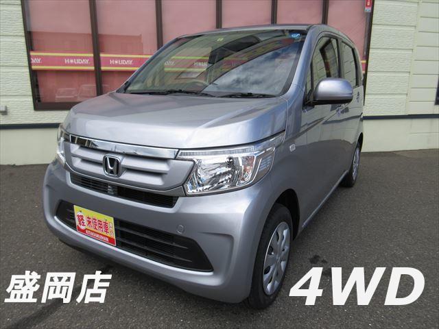 ホンダ G 4WD キーフリー 電動格納ミラー オートエアコン