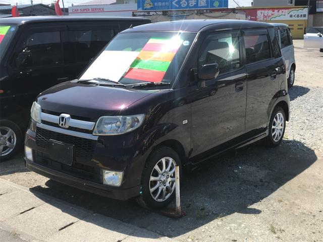 ホンダ スポーツW 4WD SDナビ ワンセグTV エンジンスタータ
