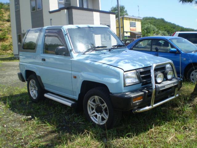ダイハツ 4WD 5速MT 全塗装
