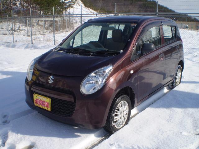 「スズキ」「アルト」「軽自動車」「青森県」の中古車