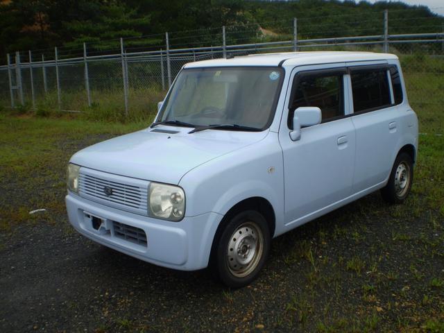 スズキ X2 4WD CD MD キーレス ベンチシート