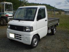 ミニキャブトラックベースグレード 4WD MT5速 荷台ステンレス