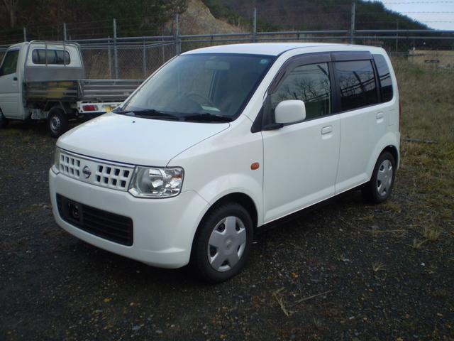 日産 オッティ S FOUR 4WD CD