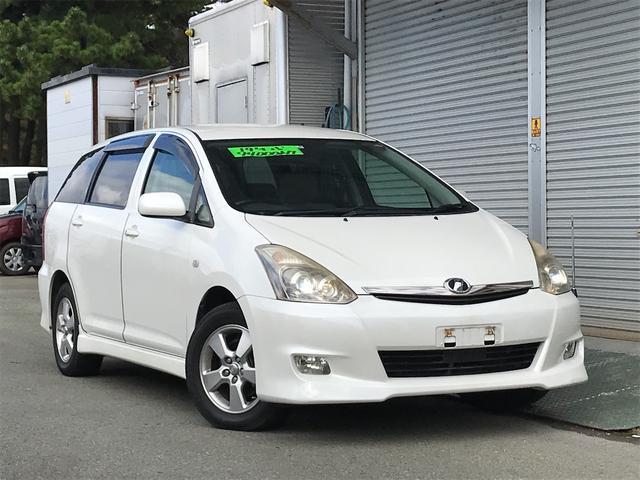 トヨタ X エアロスポーツパッケージ 4WD SDナビ・テレビ バックモニター HIDライト アルミホール