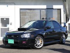 インプレッサWRX STi ブレンボ 社外マフラー 社外サスペンション