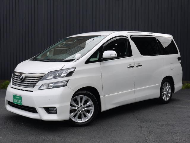 トヨタ 2.4Z プラチナムセレクション 両パワスラ 電動リアゲート
