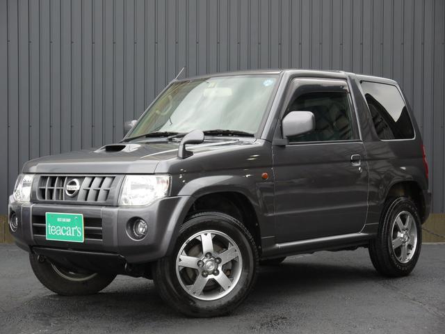 日産 RX 4WD メモリーナビ シートヒーター 純正フォグ