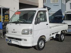 ハイゼットトラックスペシャル 農用パック 切り替え式4WD 荷台作業灯