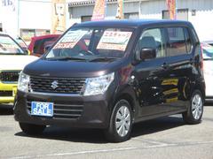ワゴンRFX 4WD 社外ナビゲーション アイドリングストップ車