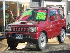 ジムニーワイルドウインド インタークーラーターボ4WD 社外ナビ