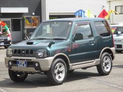 ジムニーランドベンチャー インタークーラーターボ4WD キーレス
