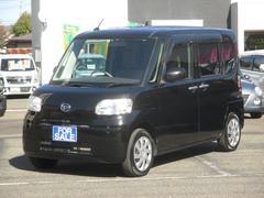 タントX 4WD ワンオーナー車 左パワースライドドア HDDナビ