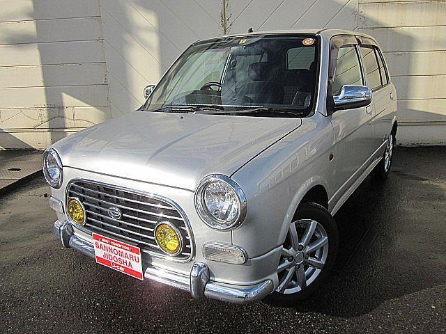 ダイハツ ミニライトスペシャル 4WD 純CD フォグ