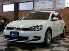 VW ゴルフTSIコンフォートライン コネクト 純正ナビディスカバープロ