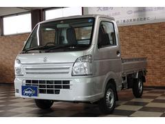 キャリイトラックKCエアコン・パワステ 切替式4WD 届出済み未使用車