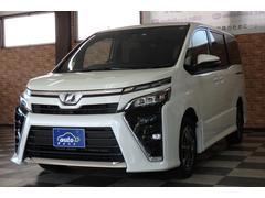 ヴォクシーZS 4WD トヨタセーフティセンス ツインムーンルーフ