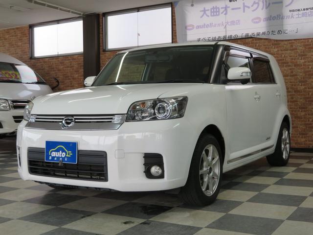カローラルミオン 1.8S 切替式4WD 寒冷地仕様 プッシュスタート スマートキー HIDライト ワンオーナー車