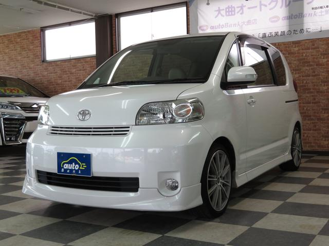 トヨタ ポルテ 150r Gパッケージエアロ 禁煙車 (なし)
