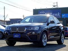 BMW X4xDrive 28i 純正ナビ フルセグTV バックカメラ