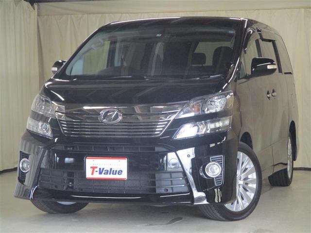トヨタ 2.4Z 4WD 両側電動スライドドア バックモニター
