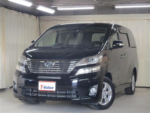 トヨタ 2.4V 4WD 両側パワースライドドア バックモニター