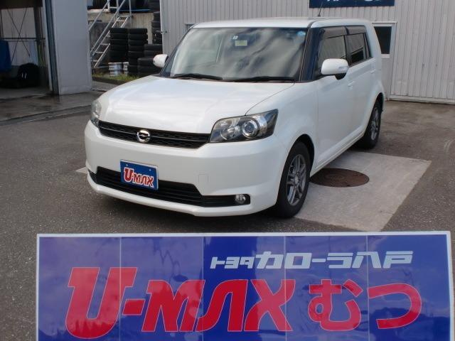 トヨタ 1.5G エンジンスターター フォグランプ 社外アルミ