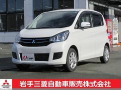 eKワゴンG 4WD 純正CD エンスタ付 ワンオーナー車