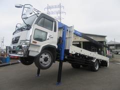 コンドルタダノ4段クレーン未使用機 増トン 重機運搬仕様車