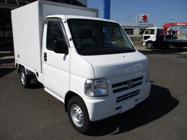 ホンダ 冷蔵冷凍車4WD