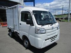 ハイゼットトラック保冷バン4WD
