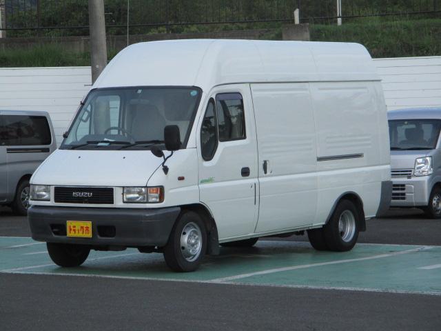 いすゞ エルフUT フラットロー5速マニュアル走行7万キロ台