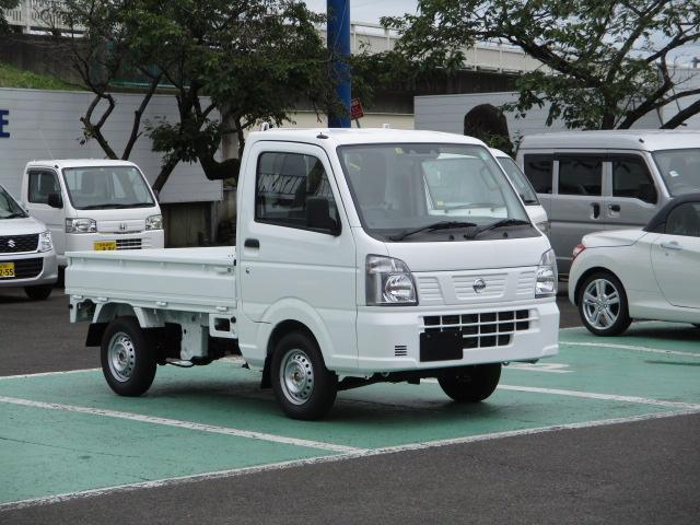 日産 NT100クリッパートラック DX セーフティ パッケージ4WDオートマ届け出済み使用車