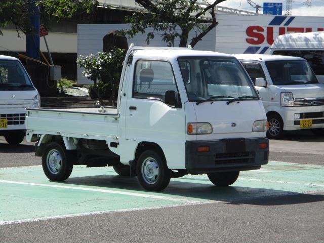 スバル STDスペシャルII 4WD