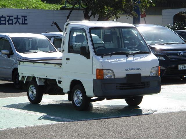 スバル TB 4WD5速マニュアルAC走行5万キロ