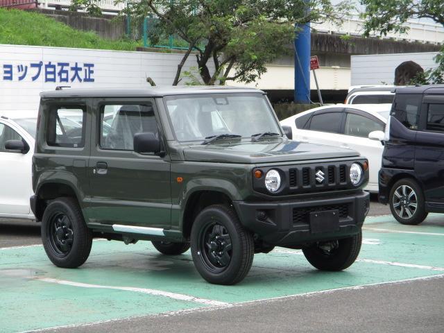 スズキ XG 4WD セーフティサポート装着車 5MT 届け出済み使用車
