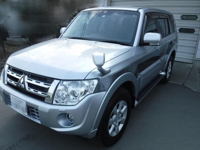 三菱 ロング エクシード 4WD ASC シートヒータ メモリナビ
