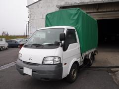 デリカトラックDX 4WD リフト ホロ付き