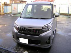 eKスペースカスタムカスタムT 4WD シートヒーター