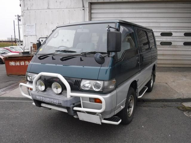 三菱 GLX 4WD 2.5D-T