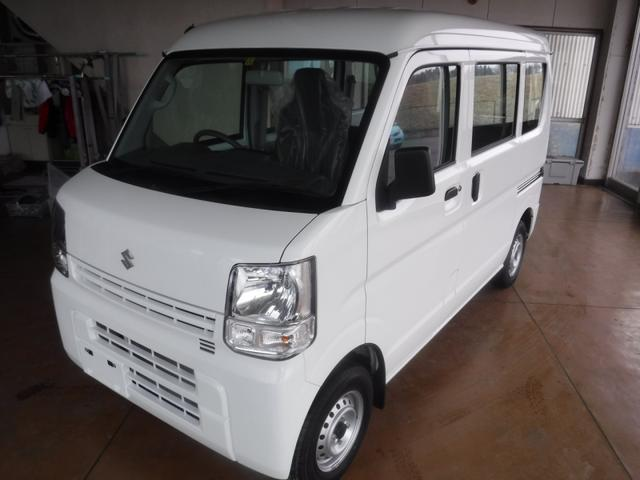 PA 4WD 両側スライドドア 運・助エアバッグ ABS(1枚目)