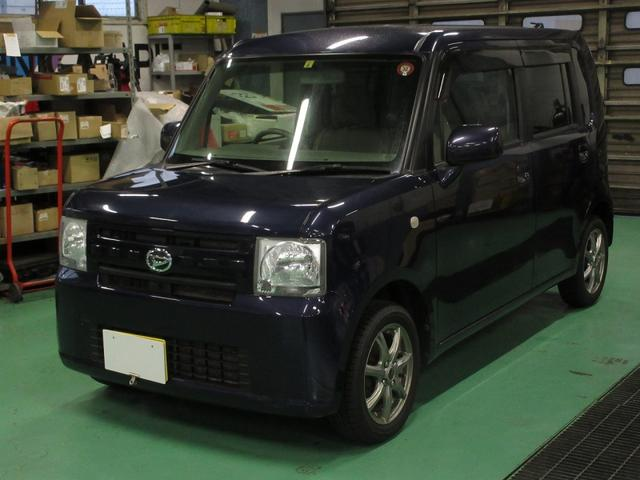 ダイハツ X 4WD ベンチシート スマートキー 電動格納ミラー ABS 運・助手席エアバッグ