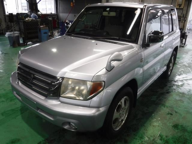 三菱 アクティブフィールドエディション1.8 4WD